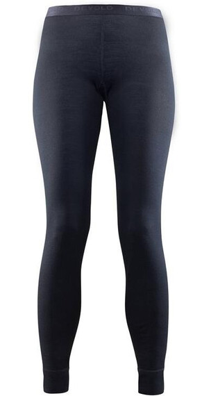 Devold W's Breeze Long Johns Black (950)